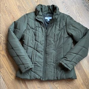 NWOT New York and Company Puffer Jacket, M